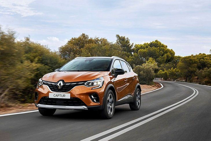 İşte 2020 model Renault Captur! - Page 2