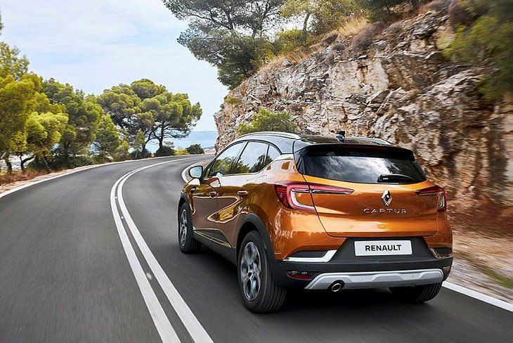 İşte 2020 model Renault Captur! - Page 3