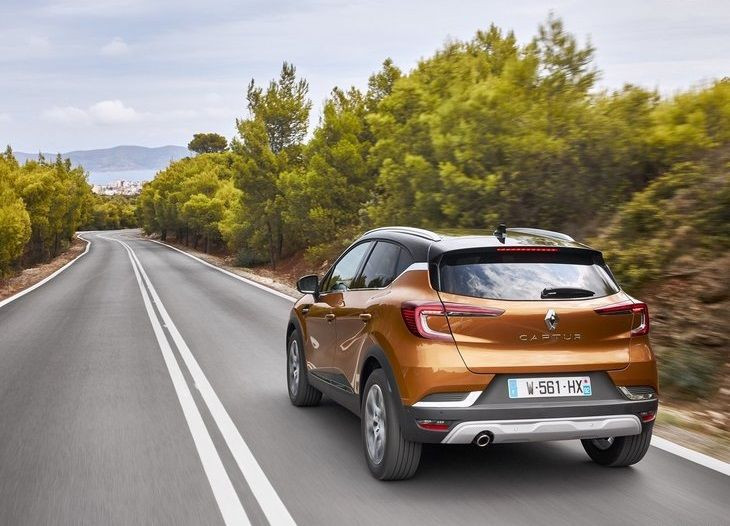 İşte 2020 model Renault Captur! - Page 4
