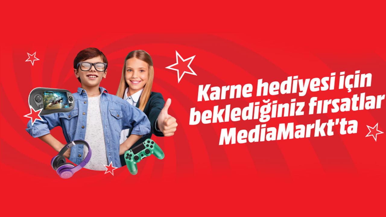 Karne hediyesi için beklediğiniz fırsatlar MediaMarkt'ta!