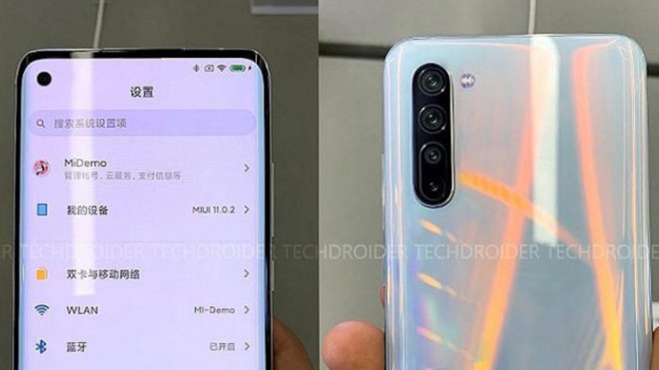 Xiaomi Mi 10 özellikleri belli oldu