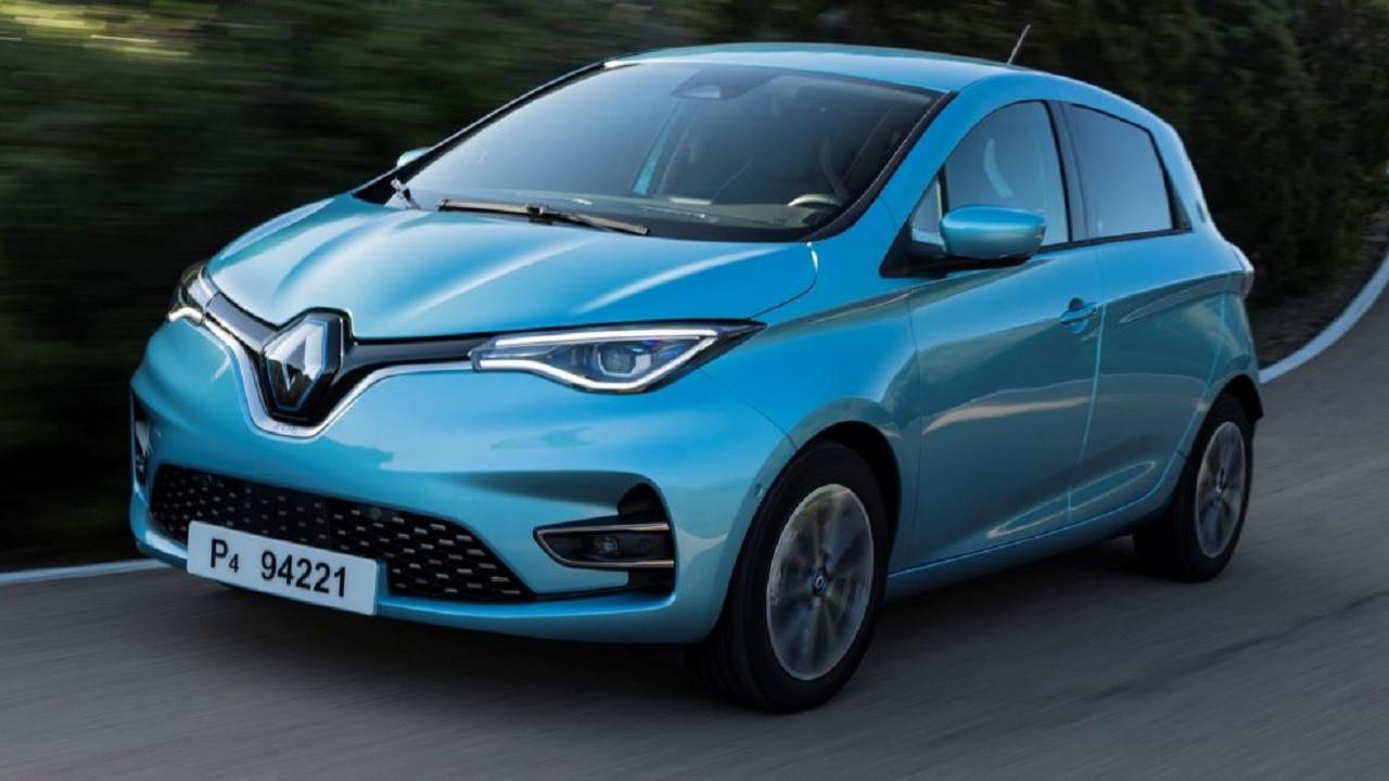 Renault elektrikli model satışında kendi rekorunu kırdı!