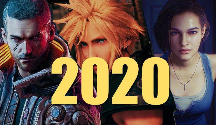 2020'de Beklenen 'single player' oyunlar! - Page 1