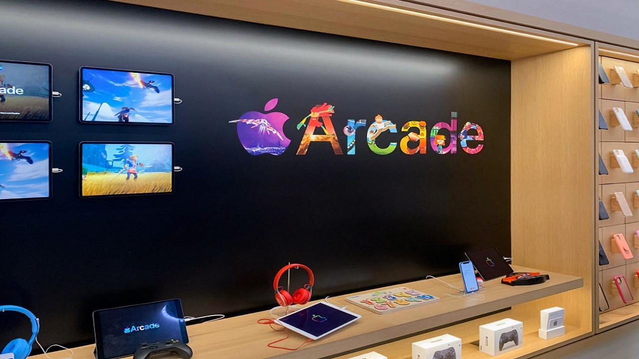Apple, Arcade servisine yoğunlaşacak!