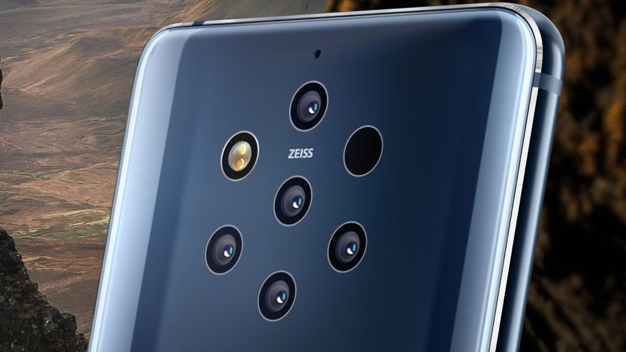 Nokia 9.2 PureView MWC'de tanıtılabilir