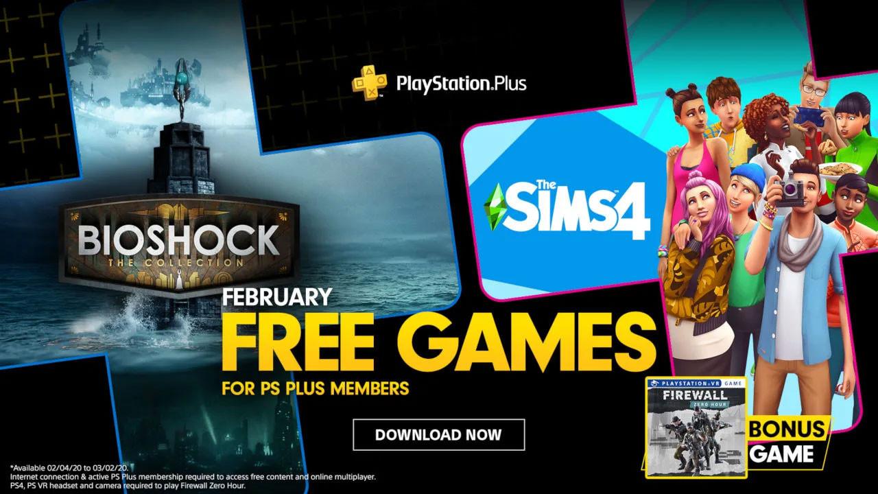 PlayStation Plus Şubat 2020 oyunları belli oldu