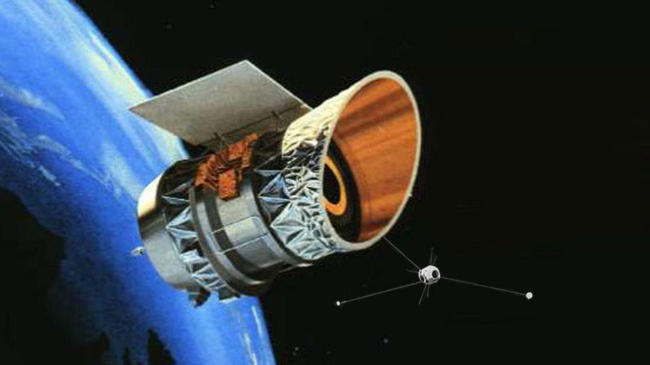 Yörüngedeki iki uydu bu hafta çarpışabilir!