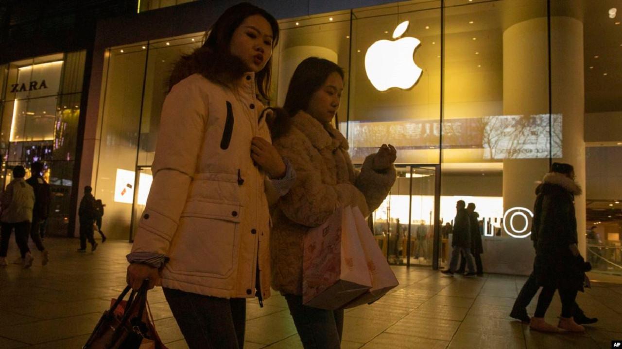 Apple koronavirüs yüzünden Çin'deki mağazalarını kapatıyor!
