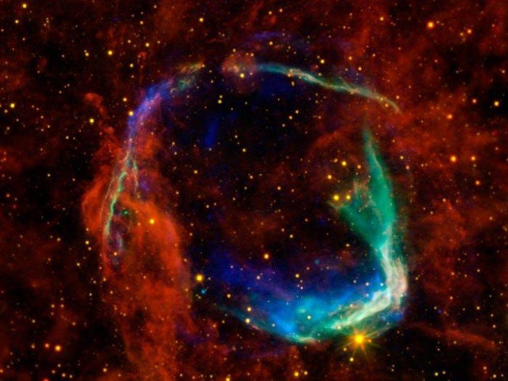 NASA uzay teleskobu Spitzer'in fişini çekti! - Page 4
