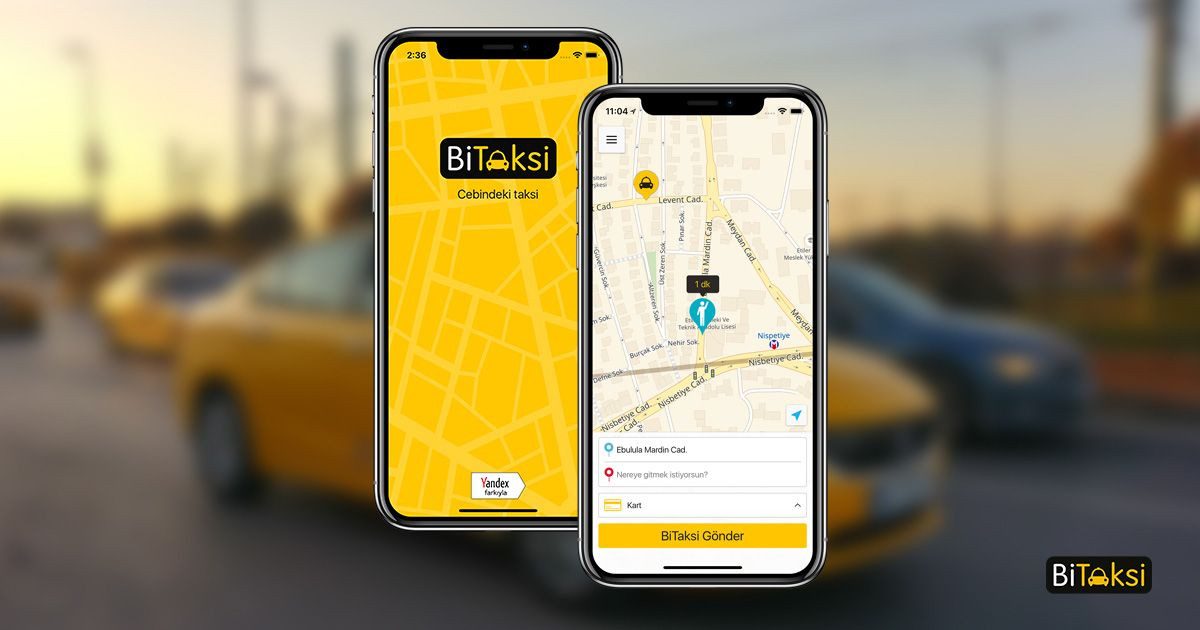 Uber'e alternatif taksi uygulamaları! - Page 3