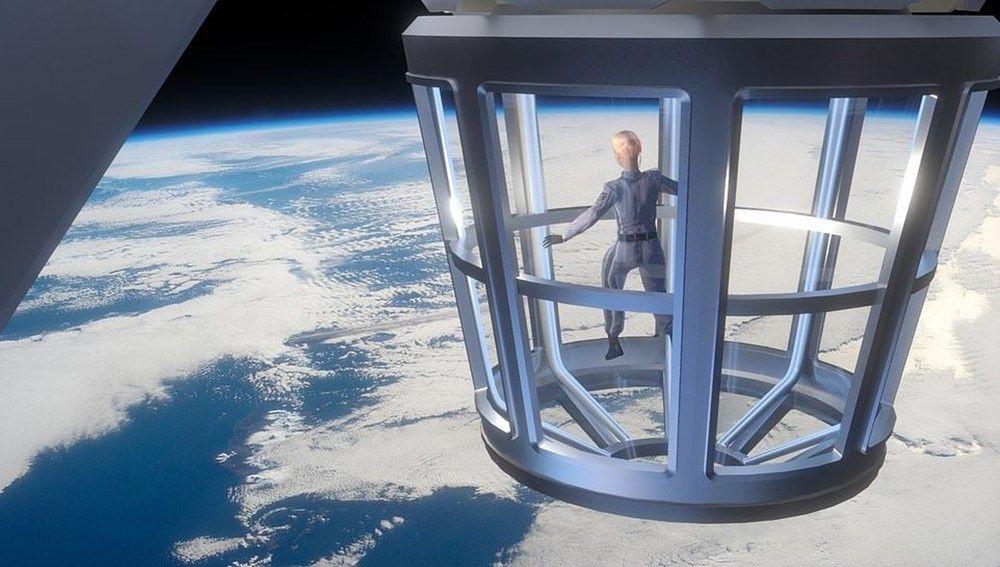 NASA'dan uzay turizmi adımı! - Page 3