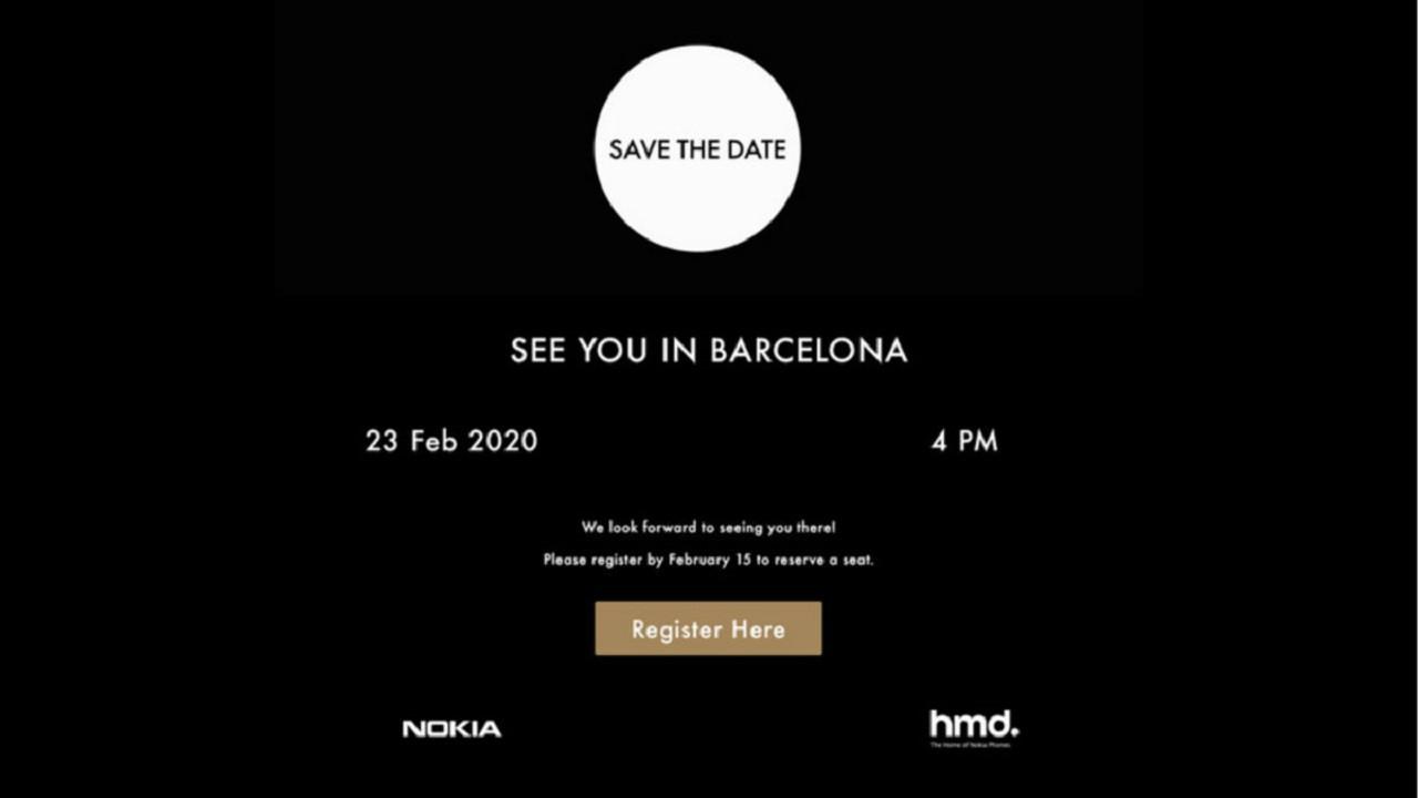 Nokia, MWC 2020 için davetiyelerini gönderdi