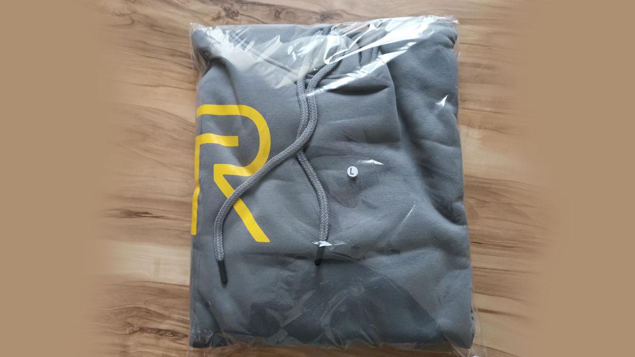 realme sweatshirt hediye ediyoruz!