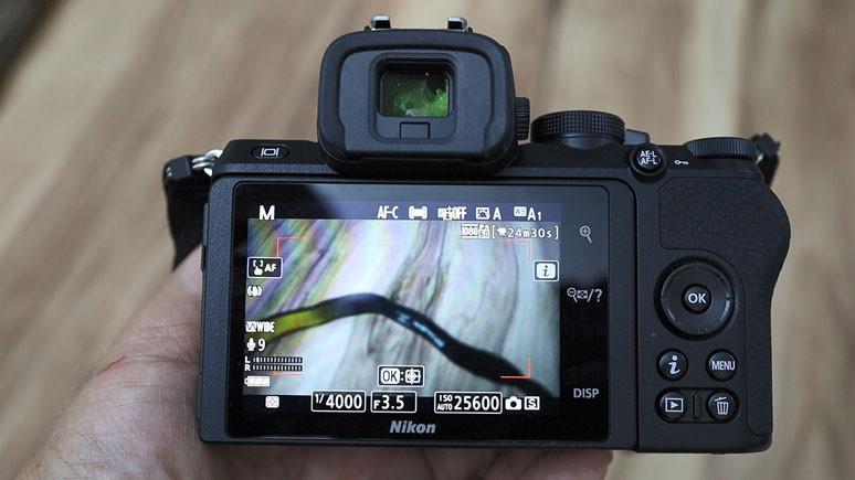 Yeni aynasız Nikon Z 50 inceledik (video) 1