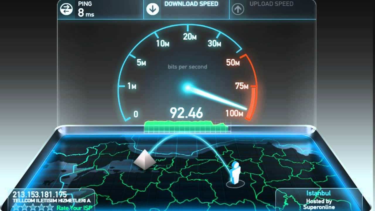 Koronavirüs yüzünden Türkiye'deki internet kullanımı arttı