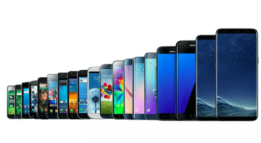 Geçmişten günümüze tüm Galaxy S modelleri - Page 1