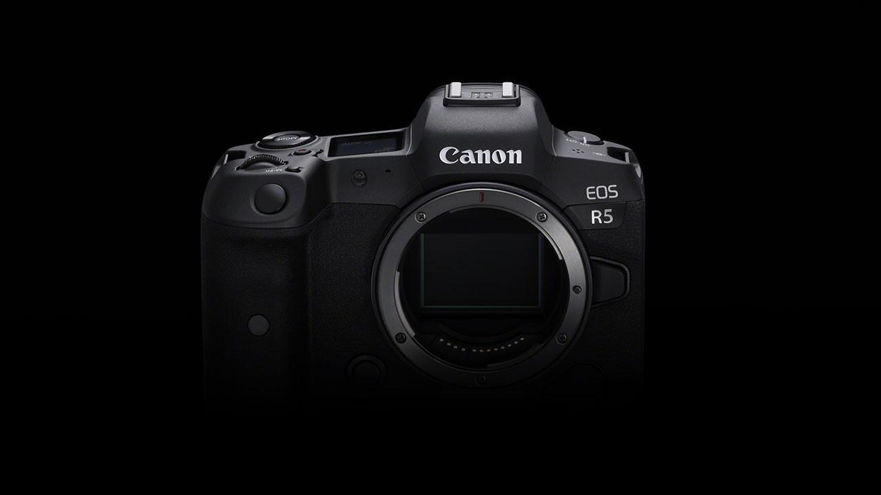 8K video çekebilen Canon EOS R5 duyuruldu