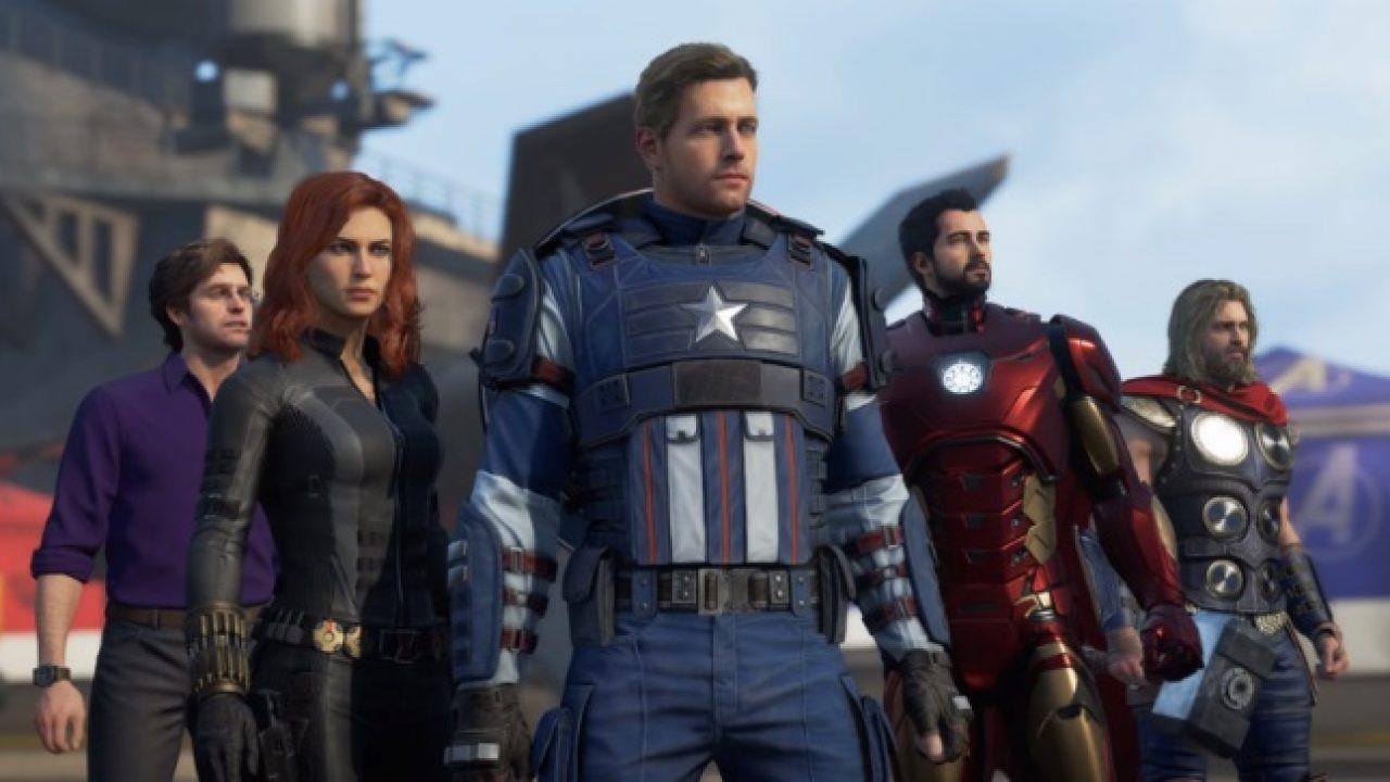 Marvel's Avengers için yeni tanıtım videosu