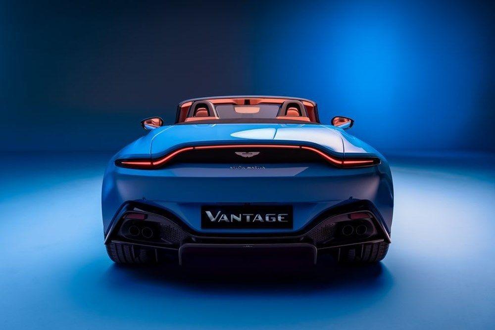 Aston Martin Vantage üstünü açtı! - Page 2
