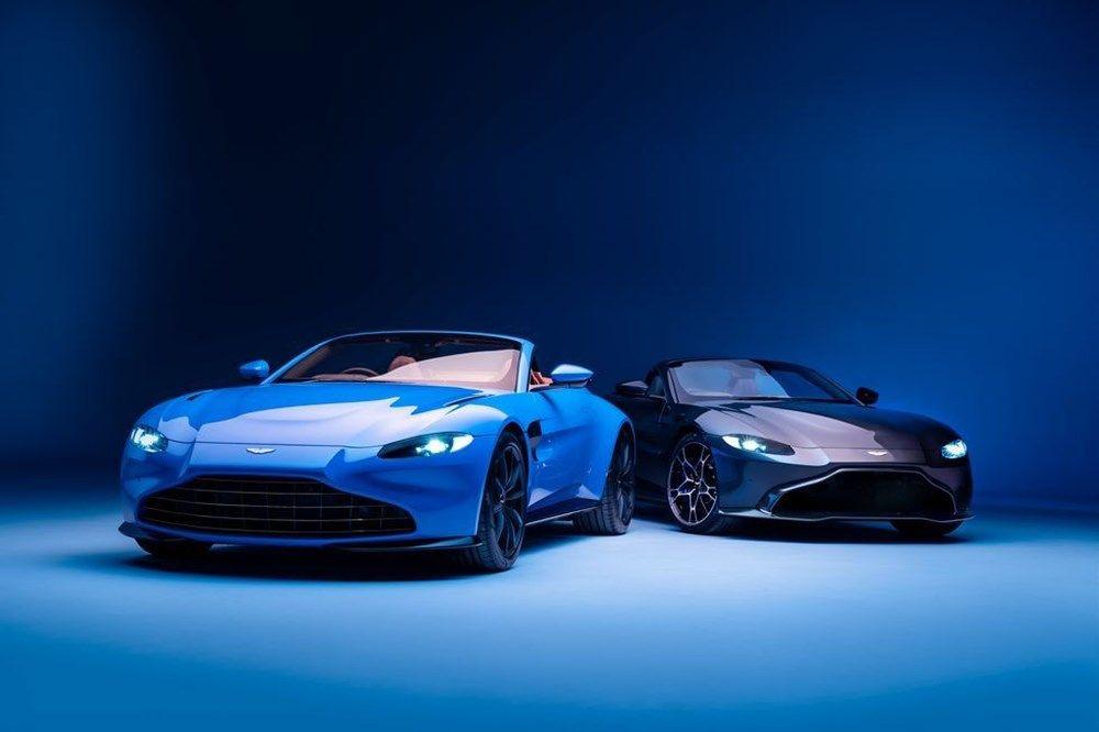 Aston Martin Vantage üstünü açtı! - Page 1