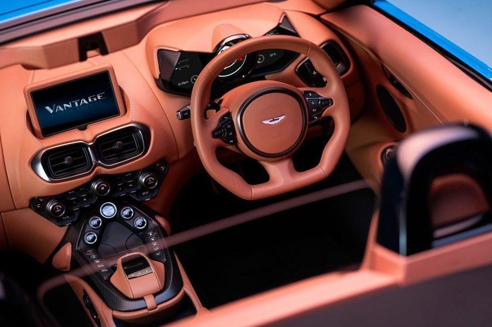 Aston Martin Vantage üstünü açtı! - Page 4