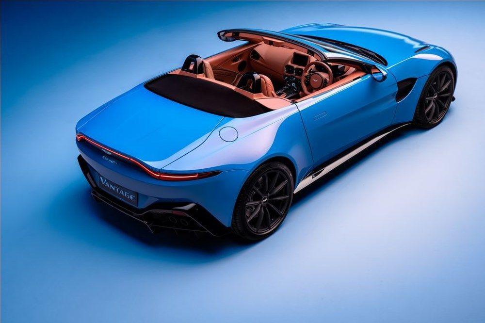 Aston Martin Vantage üstünü açtı! - Page 3