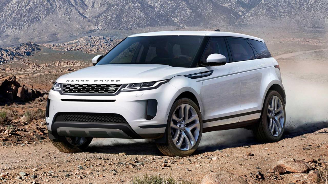 Range Rover Evoque Avrupa'nın en iyi kompakt SUV modeli seçildi