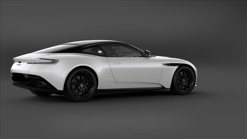 Aston Martin DB11 V8 Shadow Edition tanıtıldı! - Page 2