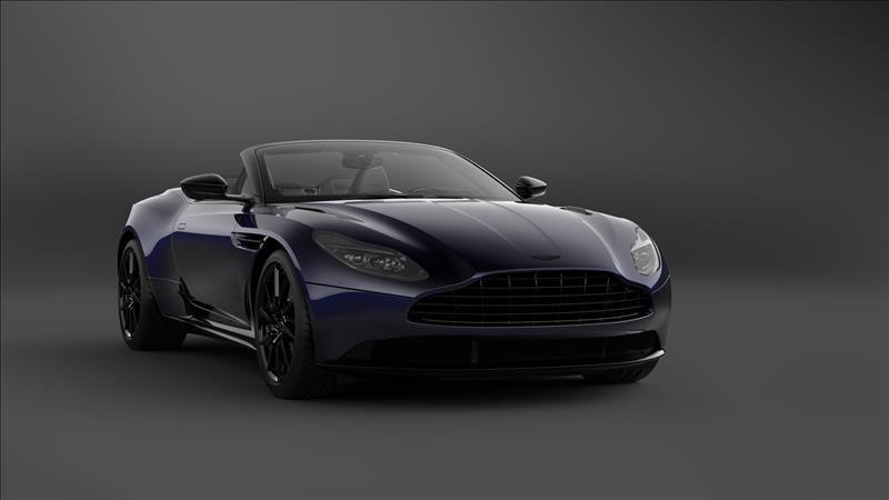 Aston Martin DB11 V8 Shadow Edition tanıtıldı! - Page 3