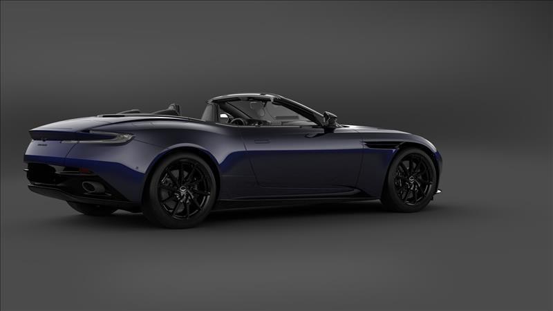 Aston Martin DB11 V8 Shadow Edition tanıtıldı! - Page 4
