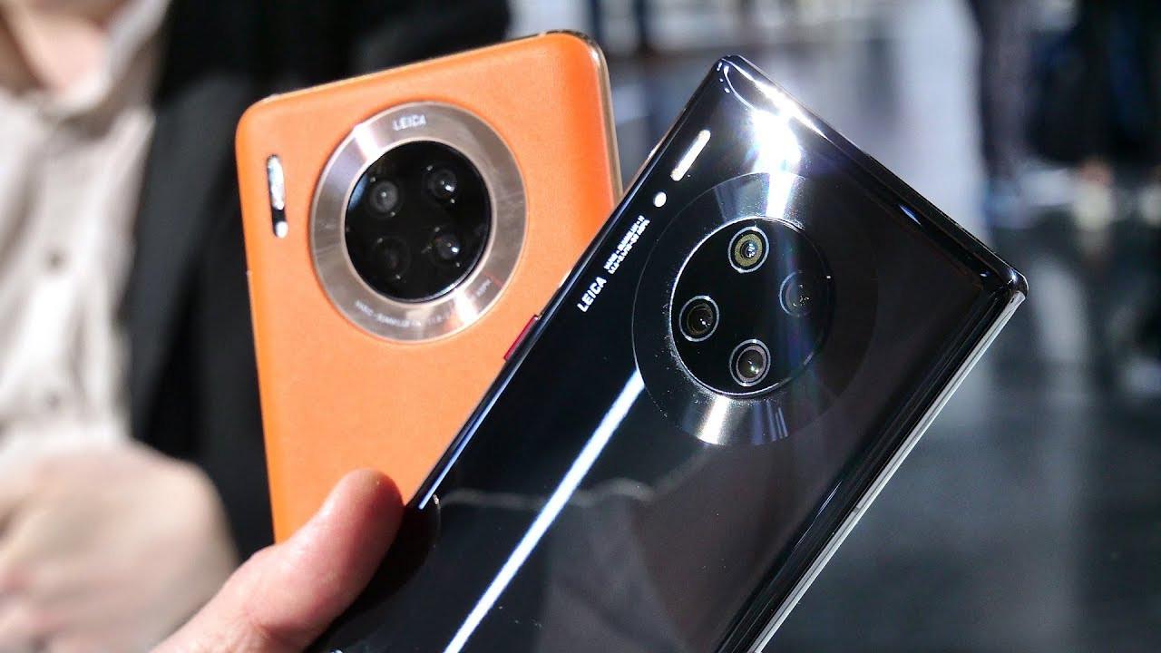 Huawei Mate 40 ABD ambargosundan etkilenmeyecek