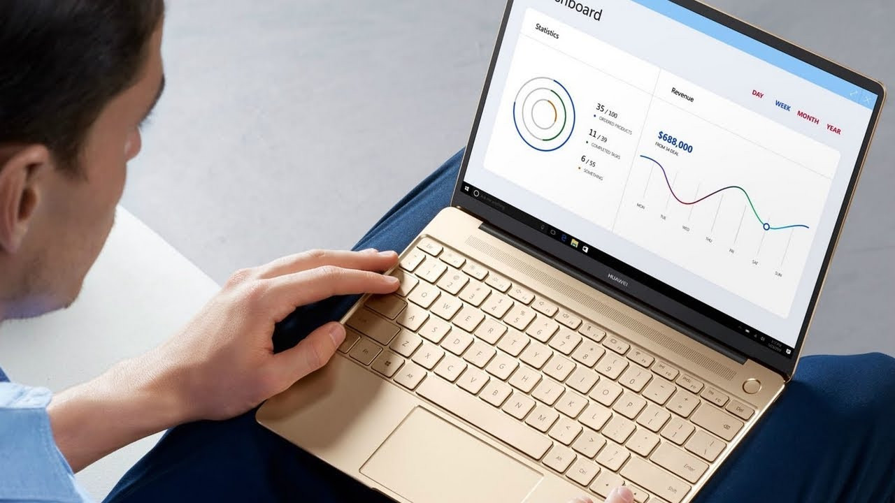 Yenilenen Huawei MateBook D serisi tanıtıldı