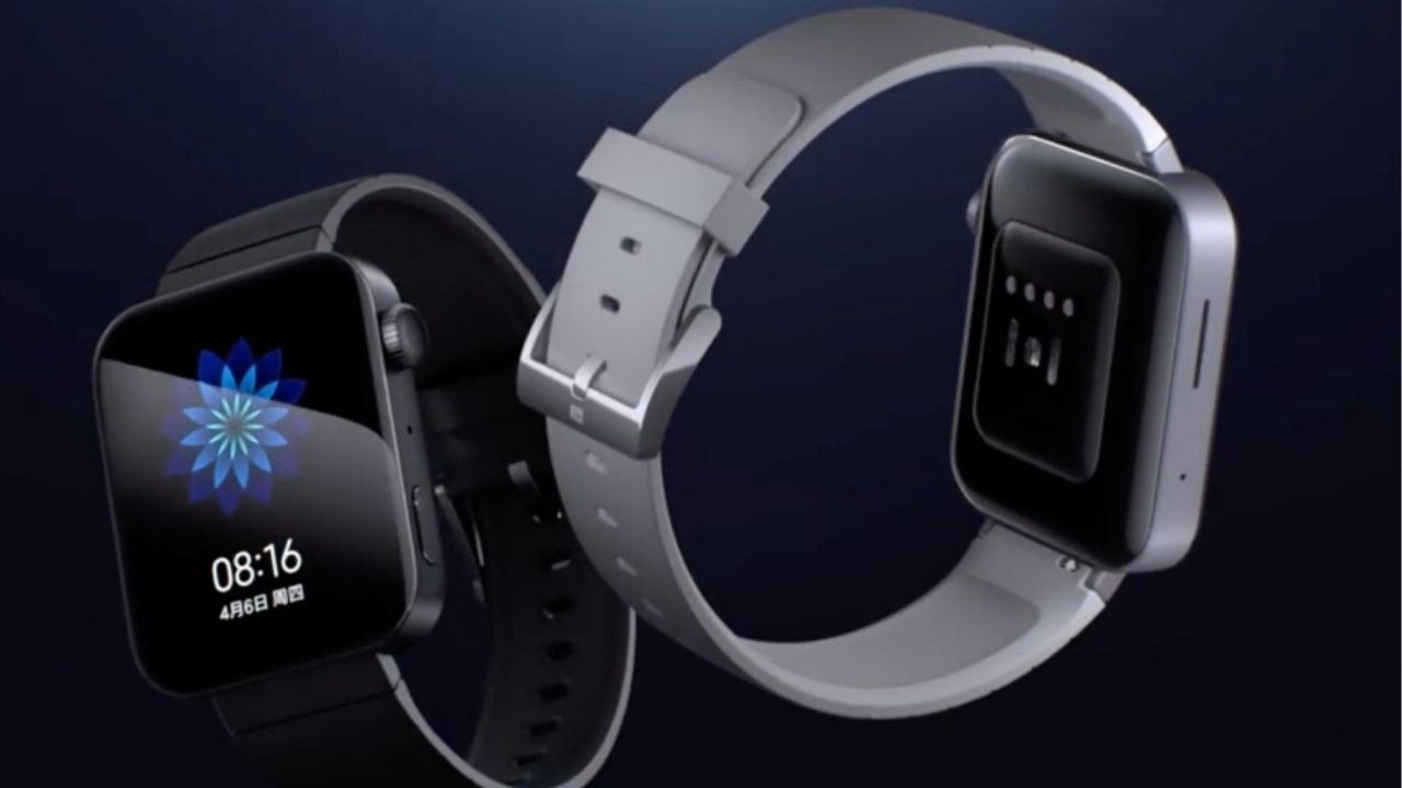 Apple Watch'ı andıran Oppo Watch su yüzüne çıktı