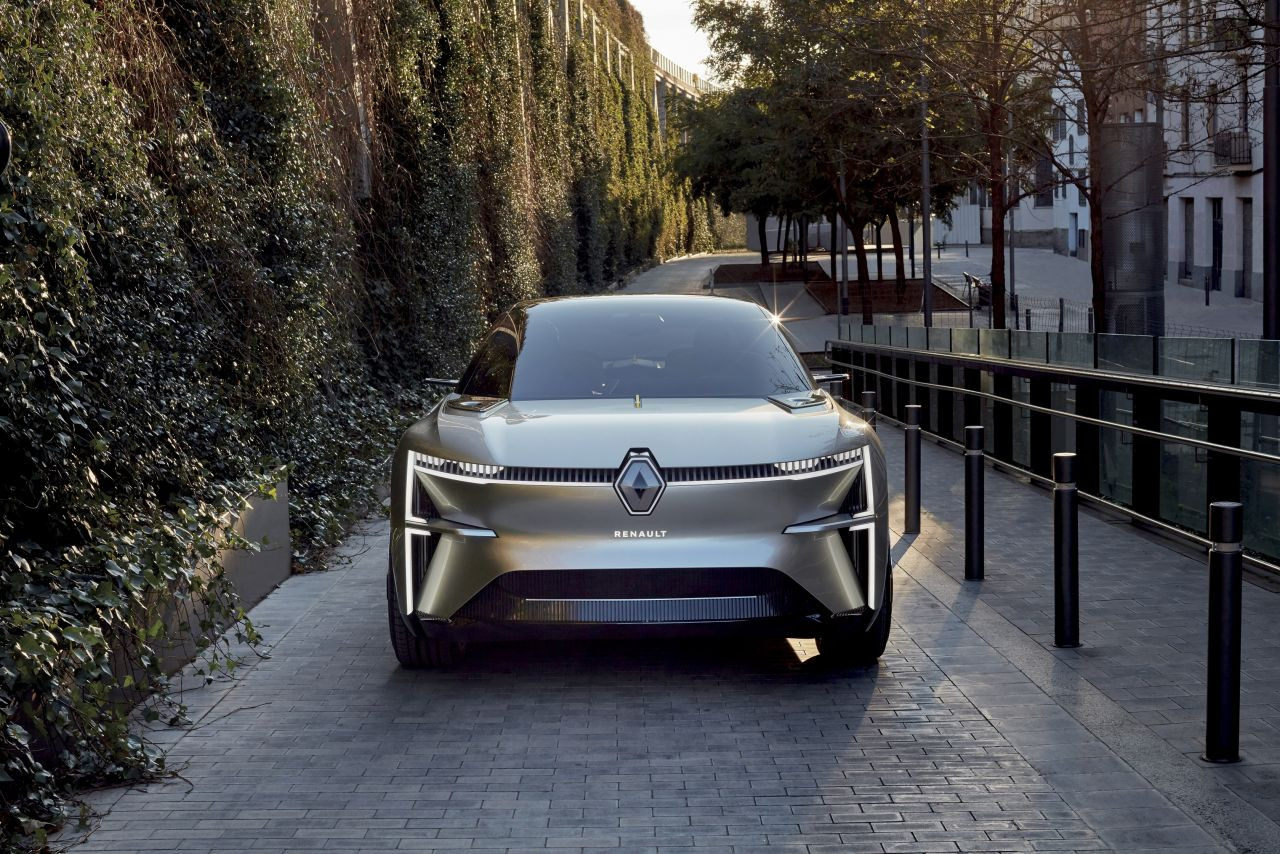 Böyle otomobil mi olur? İşte Renault MORPHOZ - Page 4