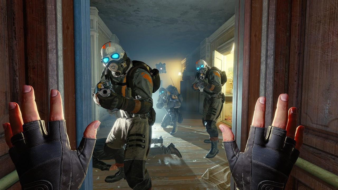 Yeni Half Life oyunu için 3 yeni oynanış videosu!