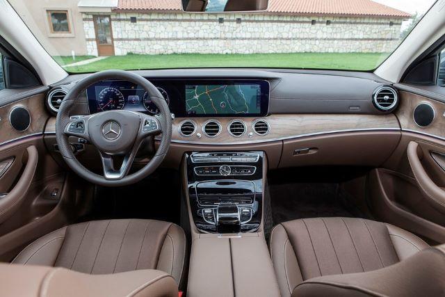 Yeni Mercedes-Benz E-Serisi  tanıtıldı - Page 1