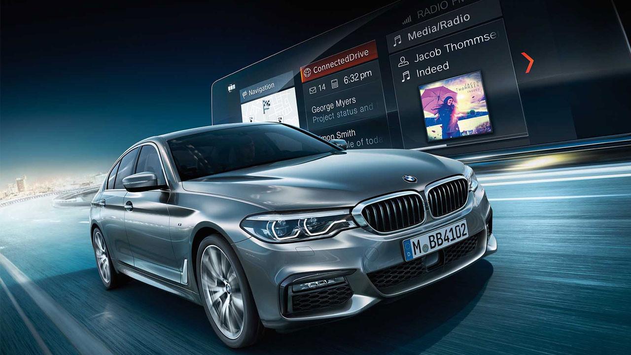 BMW logo değiştirdi! İşte yeni BMW logosu!