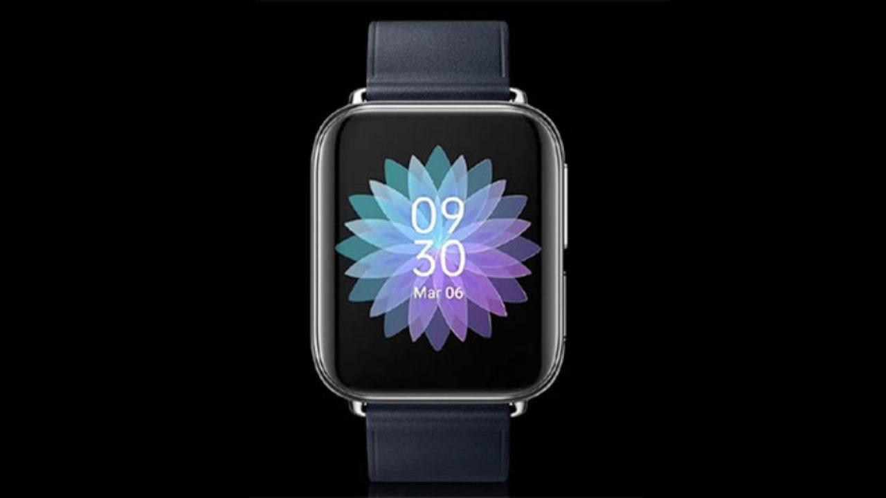 Apple Watch'a rakip geldi! Oppo Watch tanıtıldı