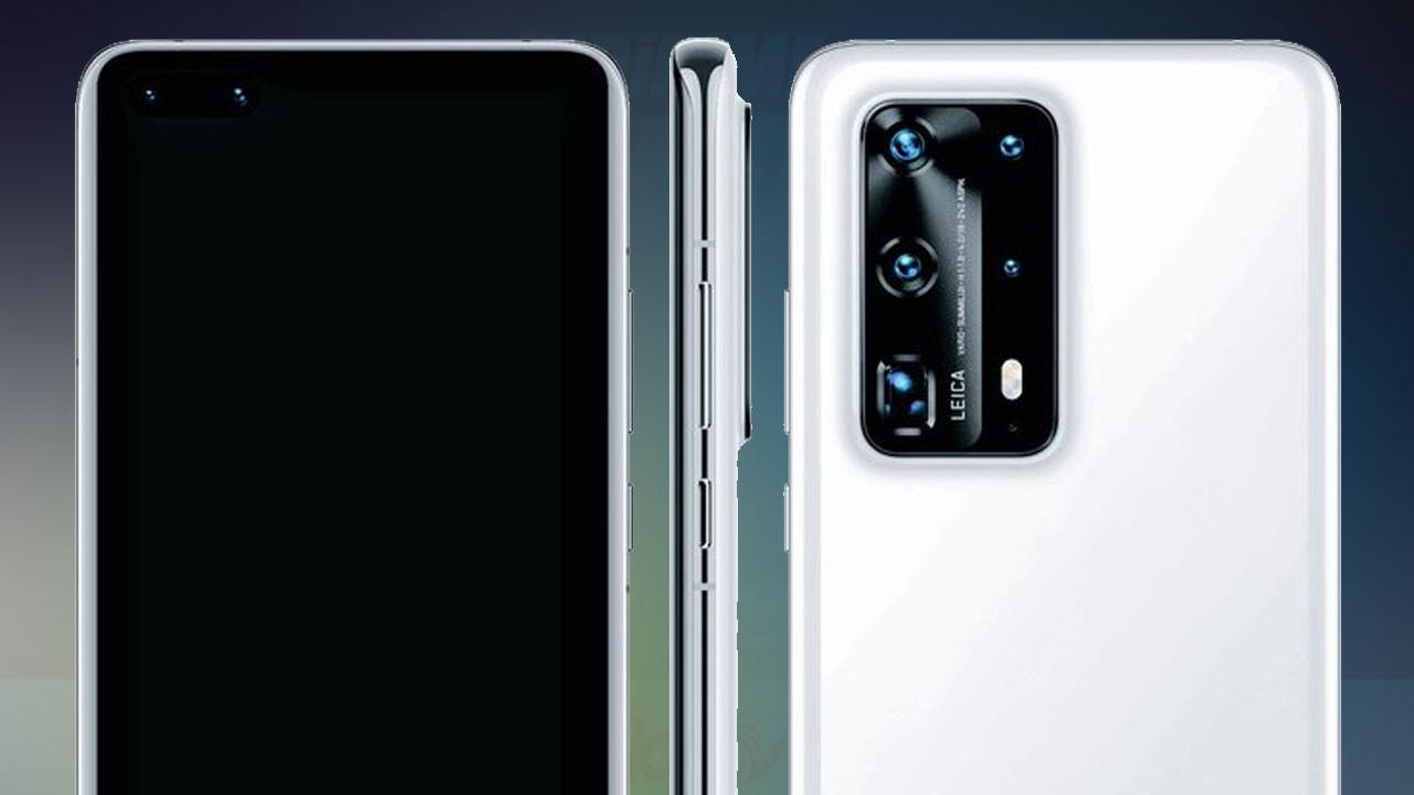 Huawei P40 Pro 10X optik zoom yapacak!