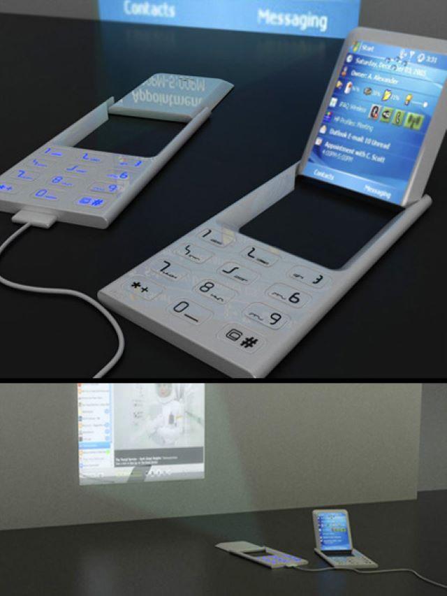 Gerçek olmasını isteyeceğiniz akıllı telefon tasarımları - Page 2