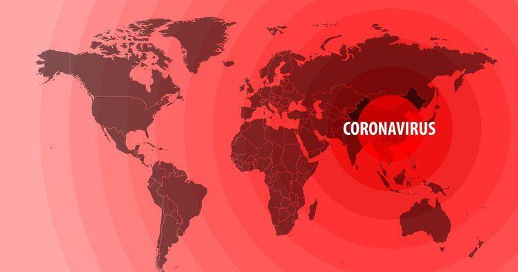 Ünlülerden dikkat çeken koronavirüs paylaşımları - Page 1