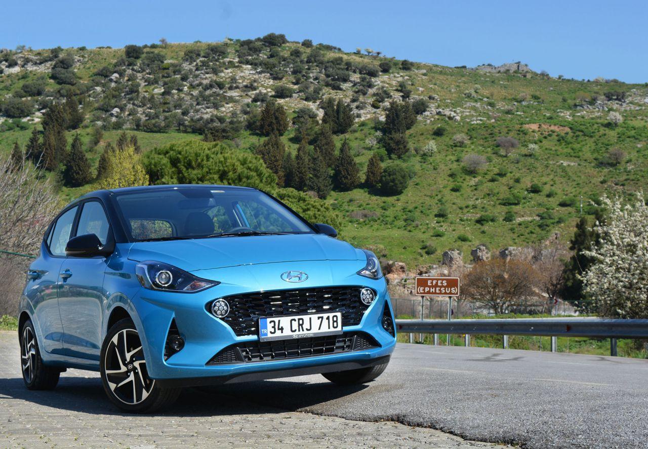 2020 Hyundai i10 Türkiye fiyatı belli oldu! - Page 1