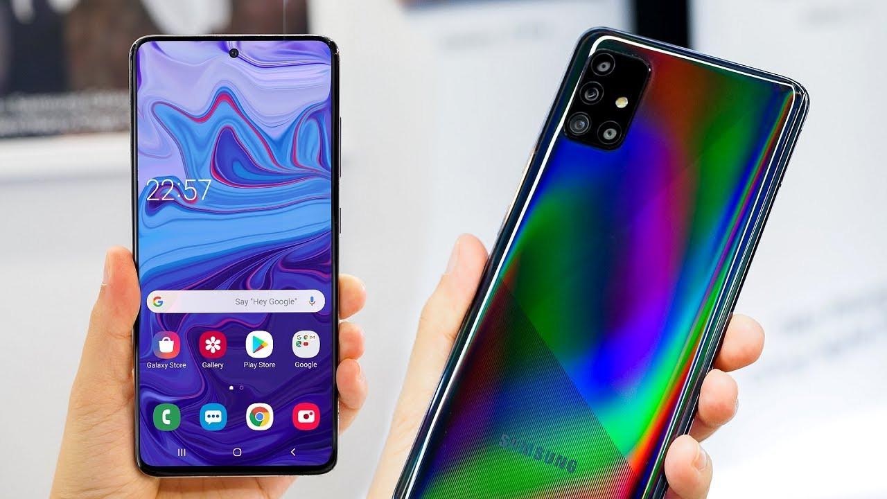 Samsung'tan bir Android 10 güncellemesi daha!