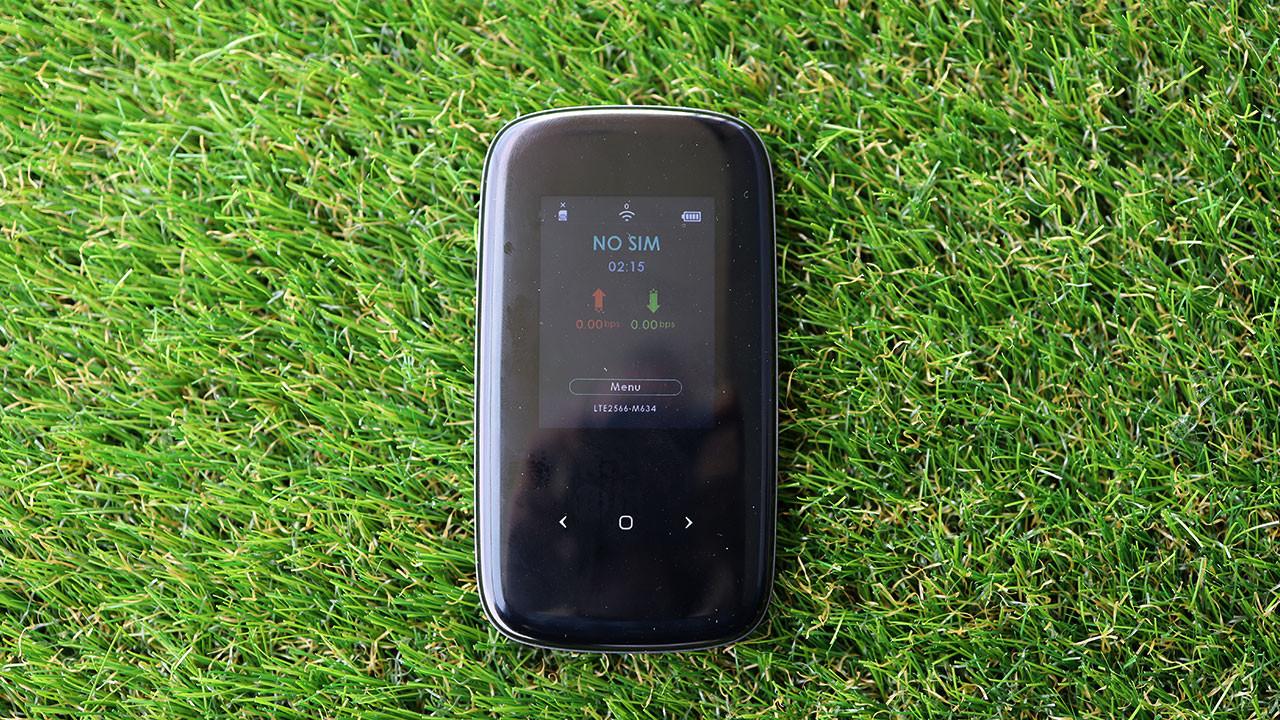 İnternetini yanında taşı: Zyxel LTE2566 4G LTE Router (video)