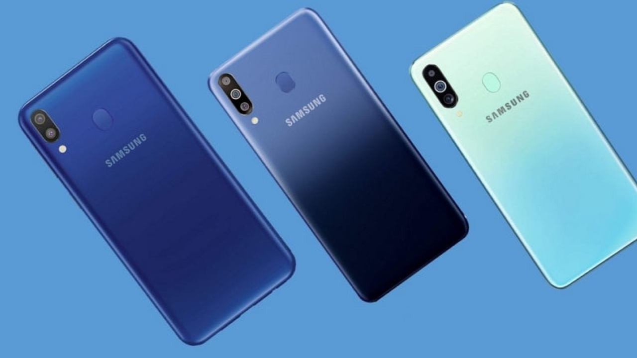 Samsung Galaxy M21 teknik özellikleri onaylandı!