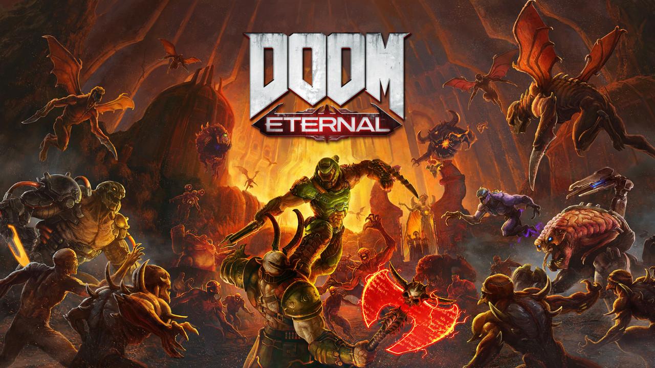 Doom Eternal ilk bakış! Cehenneme kadar yolumuz var!