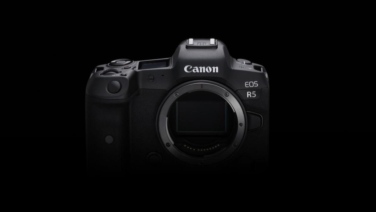 Canon EOS R5 detayları netleşiyor