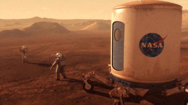 Mars hakkında hiç duymadığınız en ilginç bilgiler - Page 1