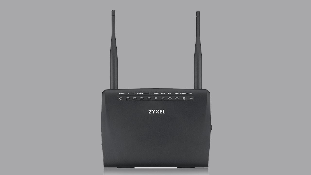 Zyxel'den yeni modem: VMG3312-T20A