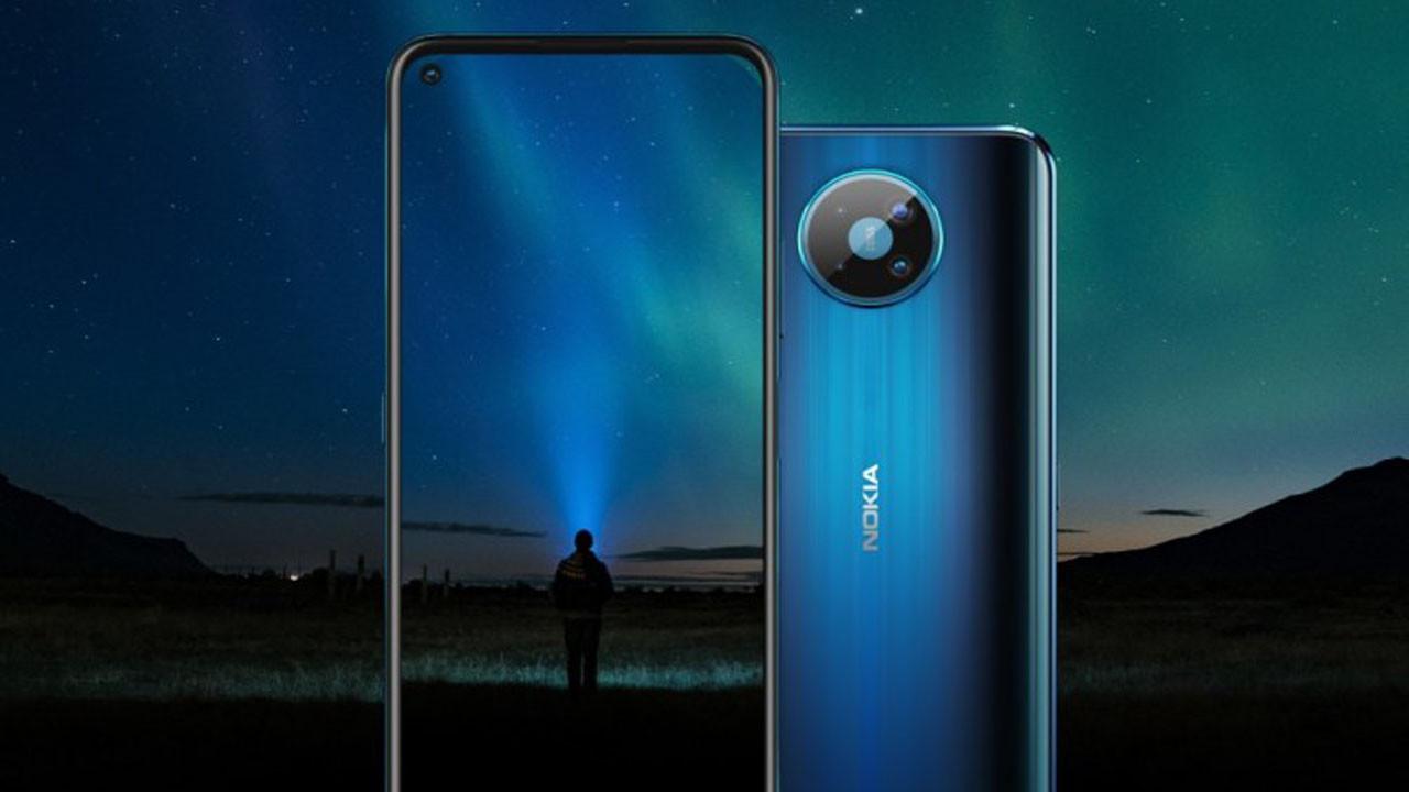 Nokia 8.3 5G tanıtıldı! 5G'li en ucuz telefon!